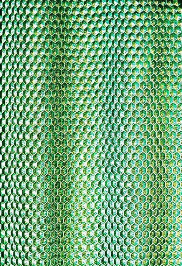 Сотообразная пластмасса