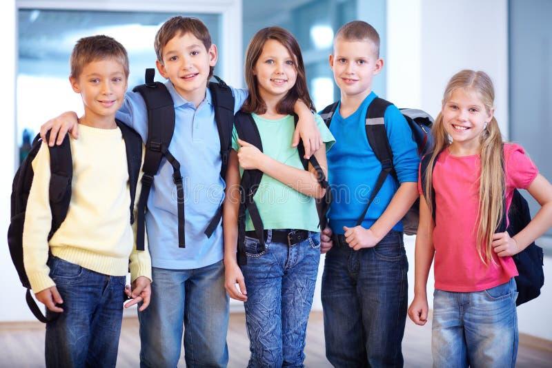 Соученицы стоковое фото rf