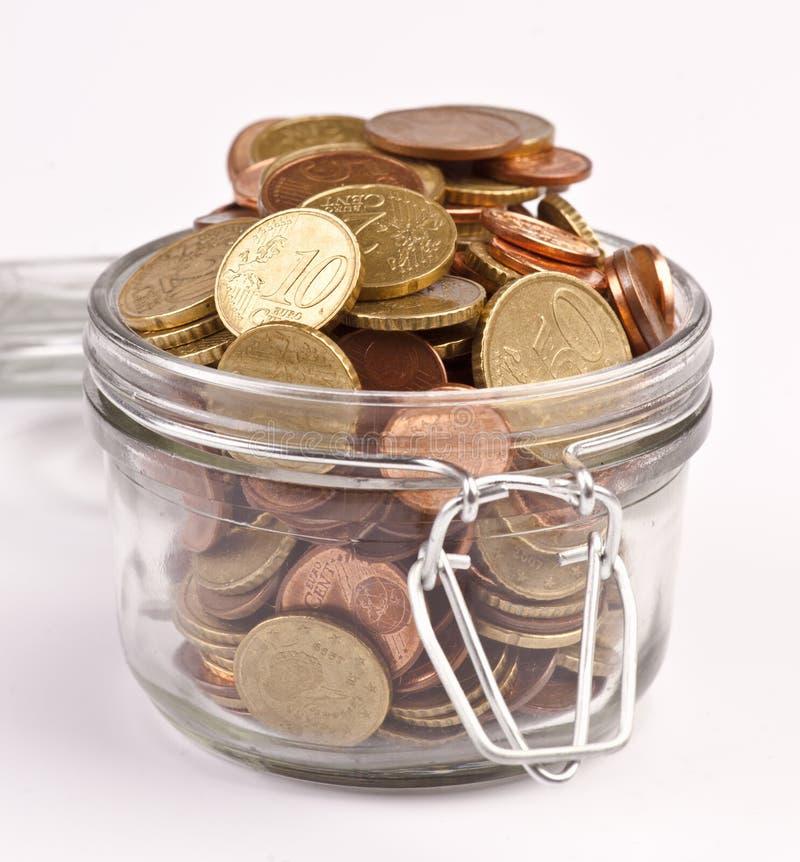 сохраненные монетки стоковые фотографии rf