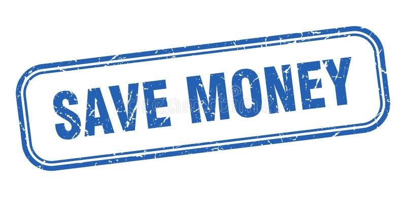 сохраните печать денег бесплатная иллюстрация