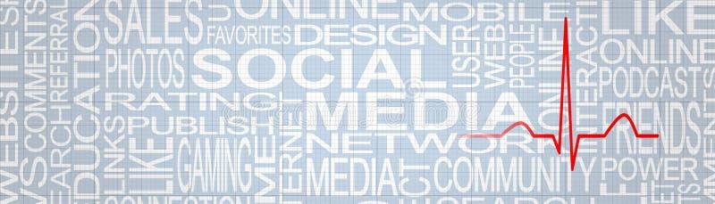 Социальная концепция стресса средств массовой информации Социальная концепция наркомании сетей стоковые фото