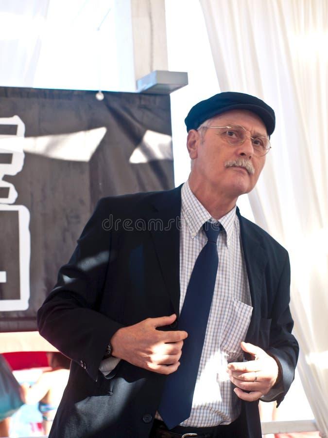 сочинитель pennacchi antonio стоковое фото