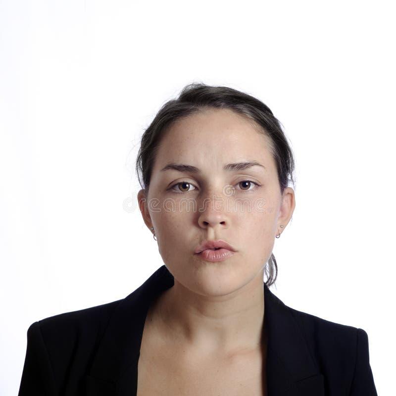Сочные губы стоковые изображения