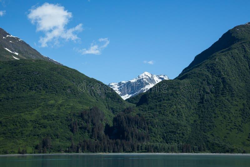 Сочный Prince William Sound стоковое фото