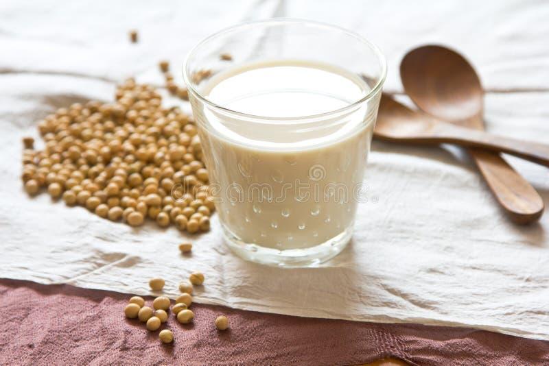 соя сои молока стоковая фотография rf