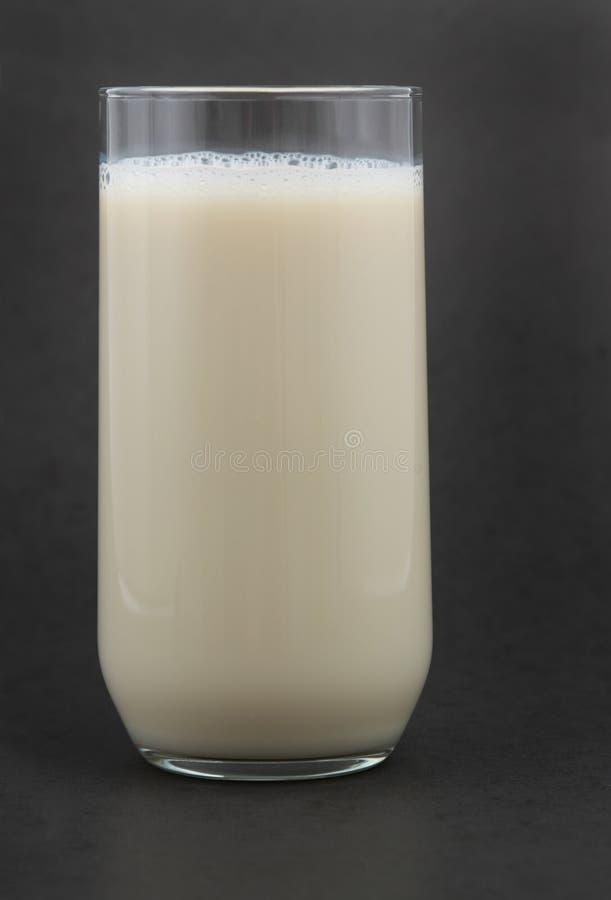 соя стекла напитка стоковое изображение rf