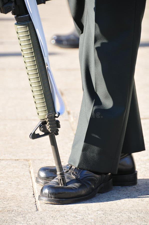Солдаты канадцев стоковое фото rf