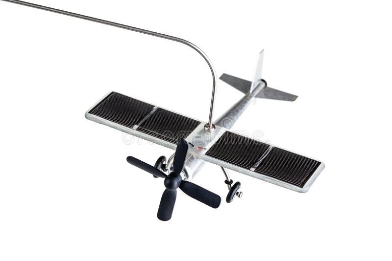 Солнечная оборудованная игрушка стоковые изображения