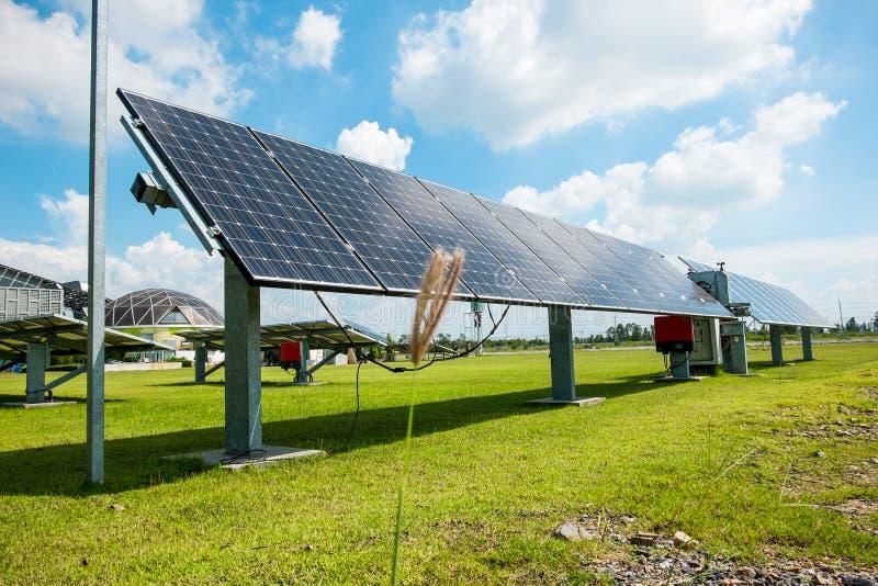 Солнечная ферма стоковые фото