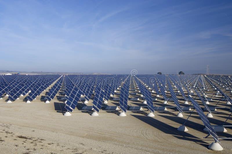 Солнечная энергия стоковые фото