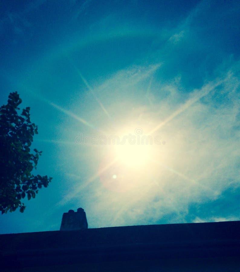 Солнечность стоковое изображение rf