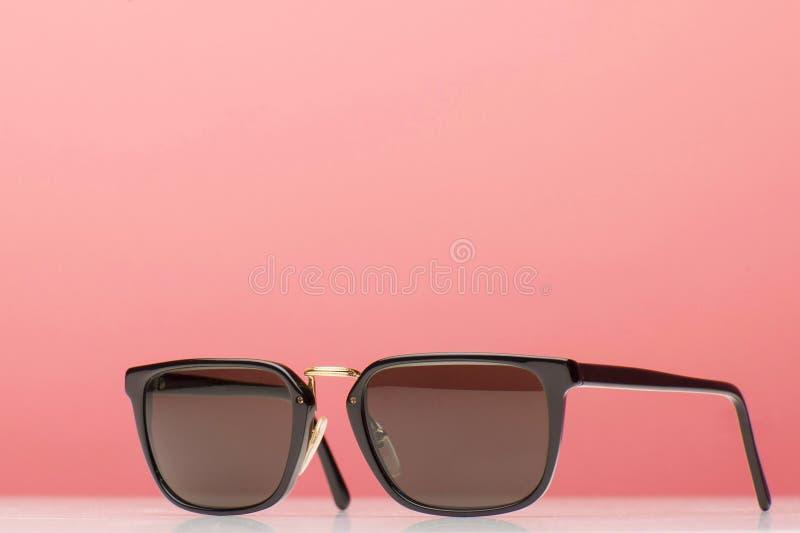 Солнечные очки Брайна стоковое изображение rf