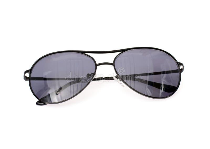 Download солнечные очки изолированные предпосылкой белые Стоковое Изображение - изображение насчитывающей горизонтально, optometry: 40578787