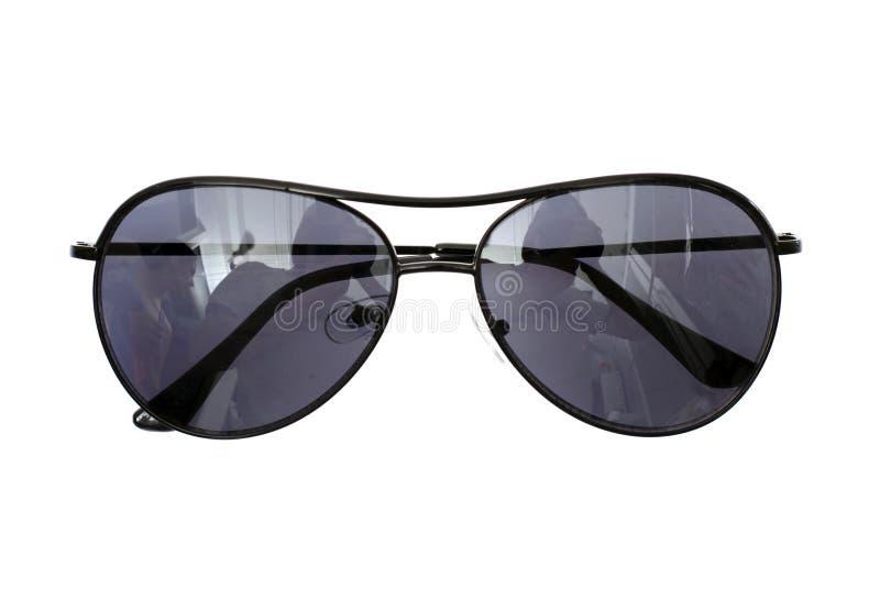 Download солнечные очки изолированные предпосылкой белые Стоковое Изображение - изображение насчитывающей современно, отражение: 40578793