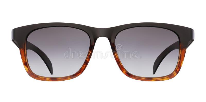 солнечные очки изолированные предпосылкой белые стоковое изображение rf