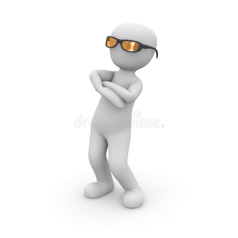 Солнечные очки бесплатная иллюстрация