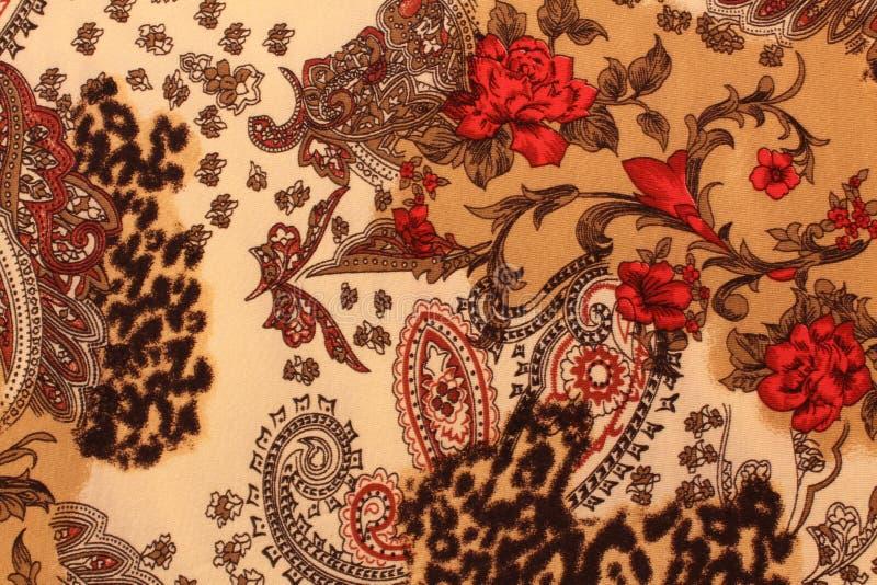 Солнечный положительный чертеж на ткани стоковое изображение