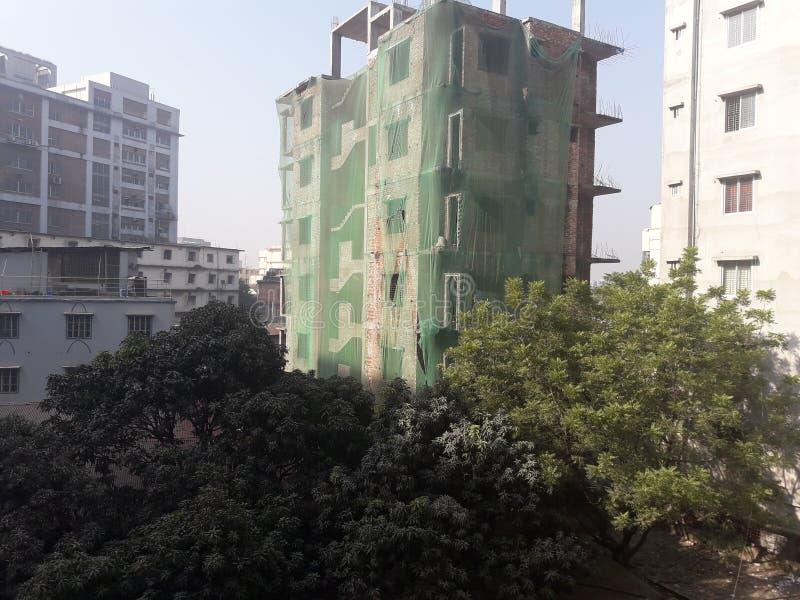 Солнечный dhaka стоковая фотография