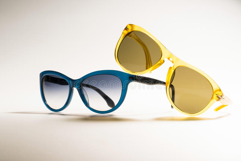 Солнцезащитные очки стоковые изображения rf