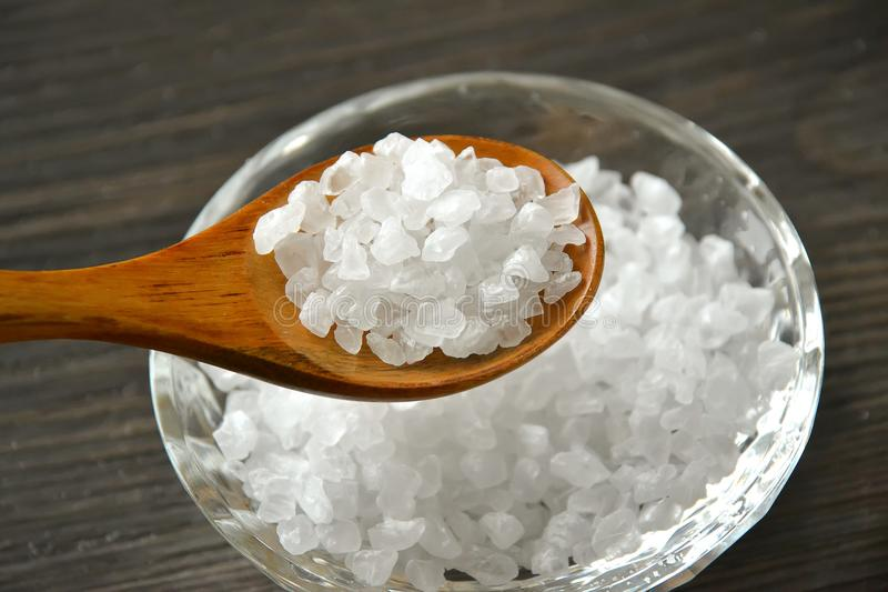 соль стоковая фотография rf