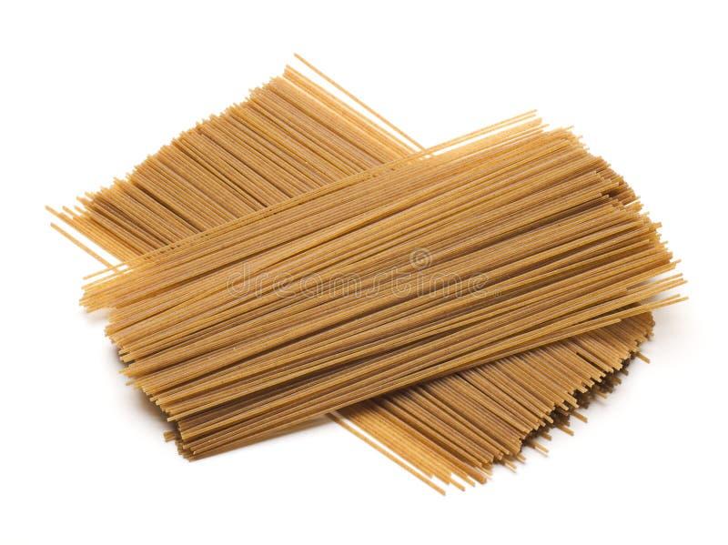 спагетти зерна стоковое изображение