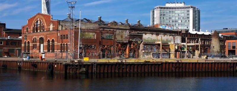 спад урбанский стоковые изображения rf
