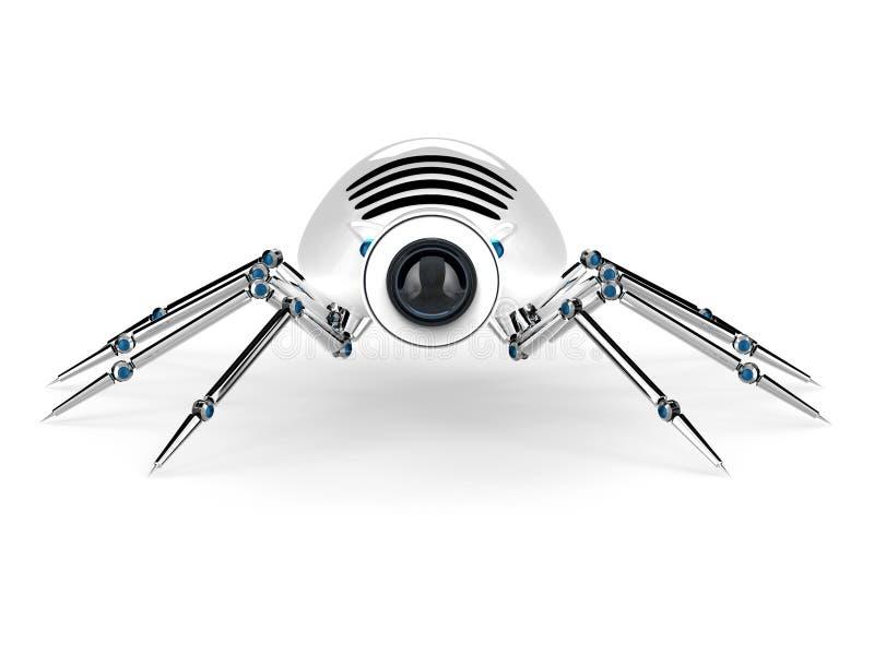 спайдер робота android бесплатная иллюстрация