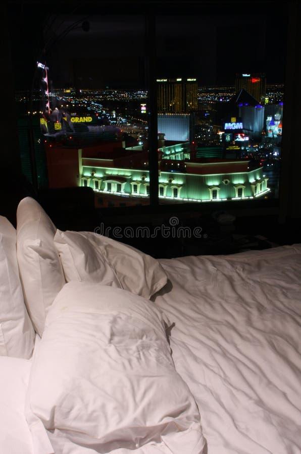 спальня Las Vegas стоковое изображение