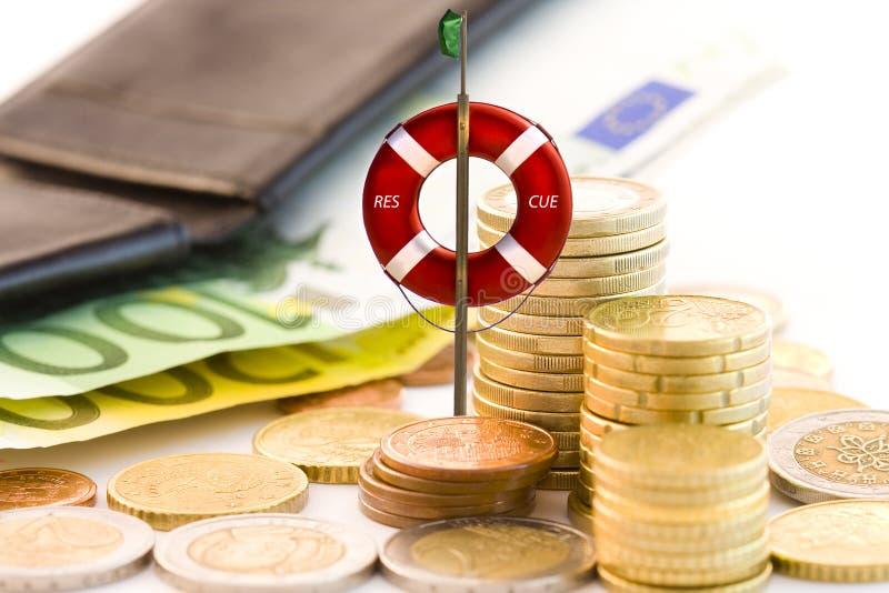 спасать экономии стоковая фотография rf