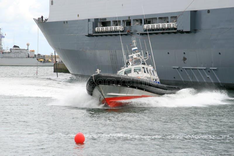 спасение голландеца бригады стоковая фотография rf