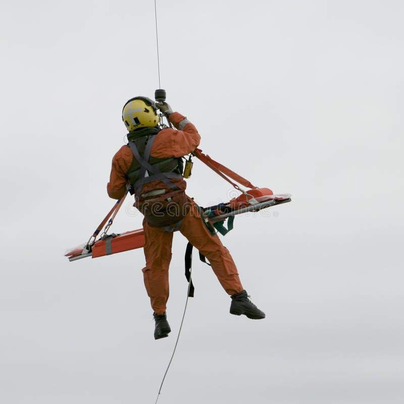 Спасение службы береговой охраны стоковые фото