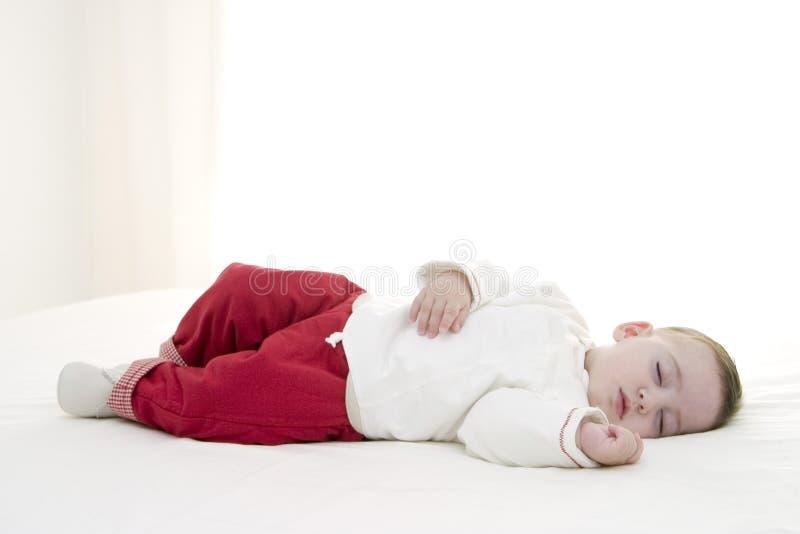 Спать младенец стоковые изображения