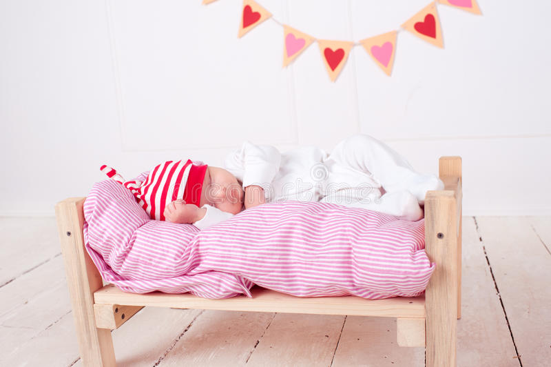 спать младенца милый стоковое фото rf