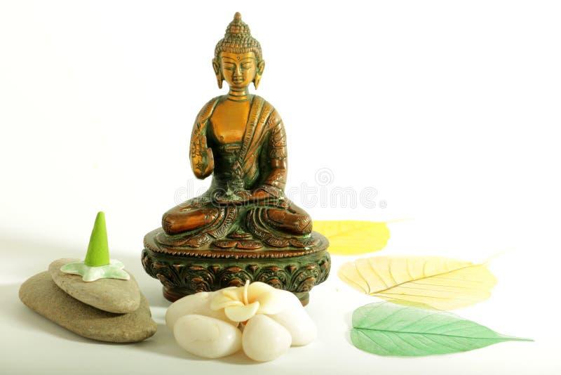спа Будды стоковые фото