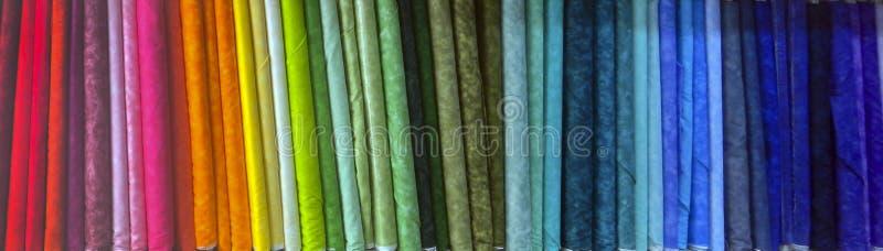 спектр цвета болта стоковая фотография