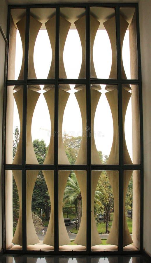 Специальный дизайн окна стоковые фото
