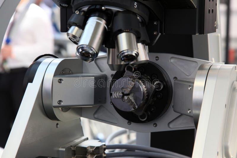 Специальный микроскоп стоковая фотография