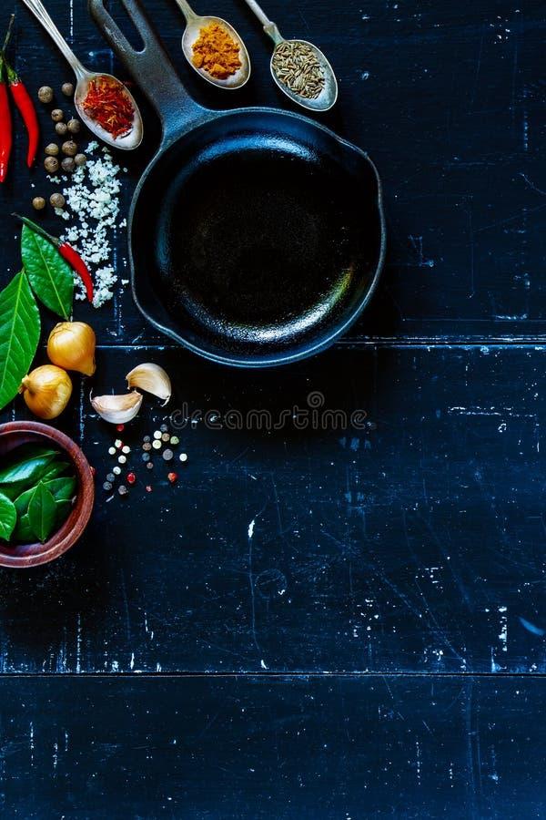 Специи и травы стоковое фото