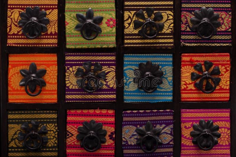 специя oriental комода стоковые изображения