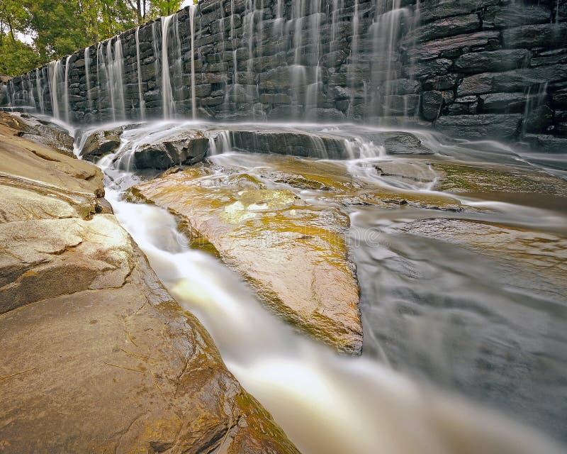 спешя вода стоковые фотографии rf