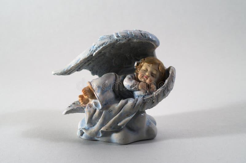 Спит мой ангел стоковые изображения rf