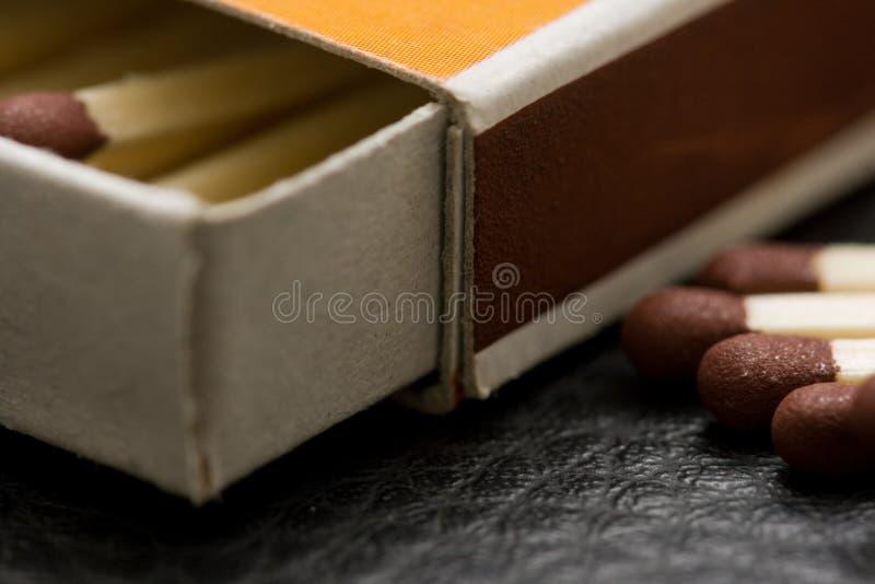 спички спички коробки стоковые изображения rf