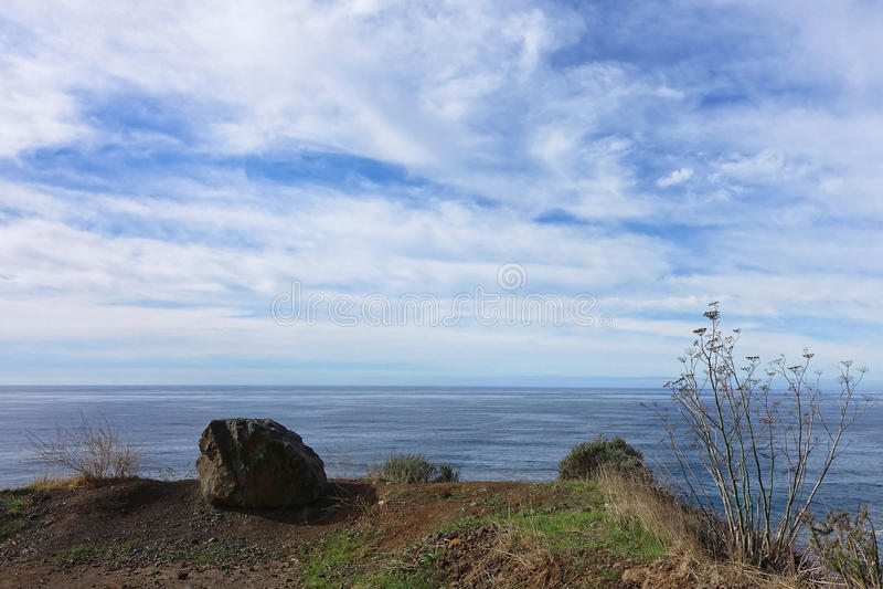 Спокойная сцена природы стоковое изображение