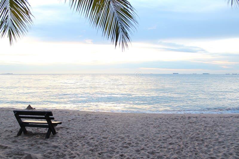 Спокойные пляжи стоковое фото rf