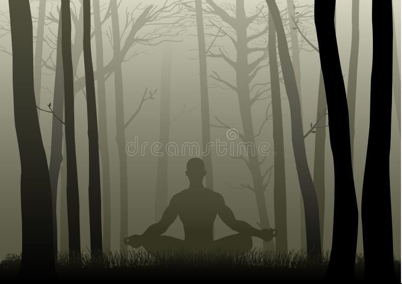 спокойствие бесплатная иллюстрация