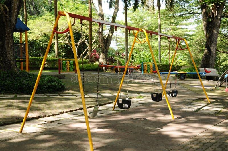 спортивная площадка стоковое изображение