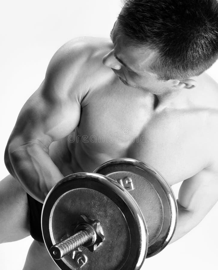 спортсмен стоковое изображение rf