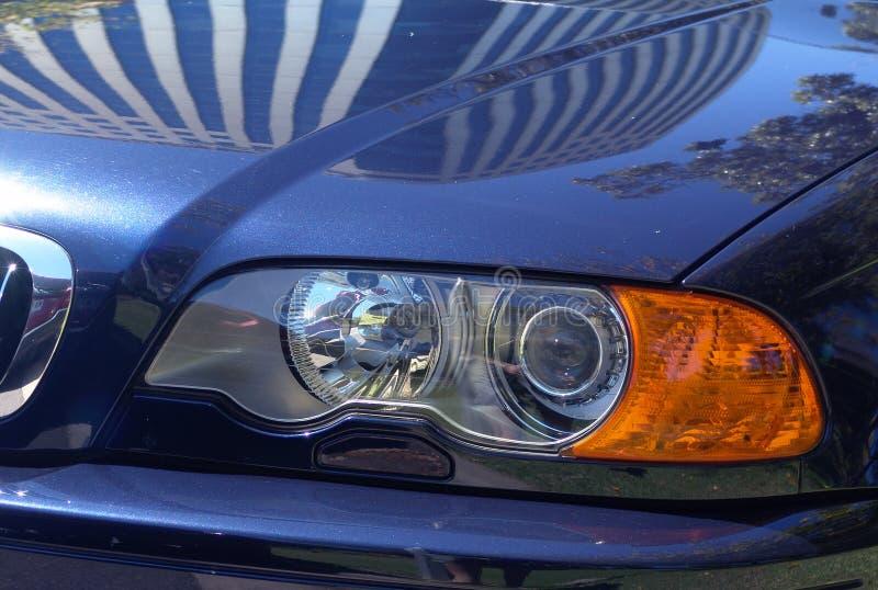 спорты автомобиля глянцеватые Стоковая Фотография RF
