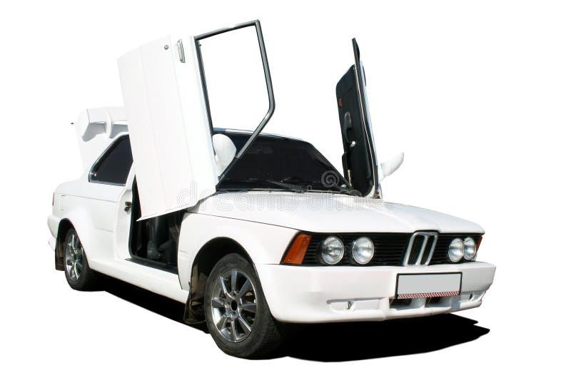 Download спорты автомобиля стоковое изображение. изображение насчитывающей двигатель - 18399425