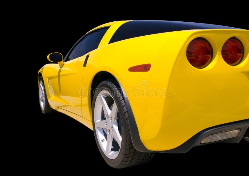 спорты автомобиля стоковая фотография